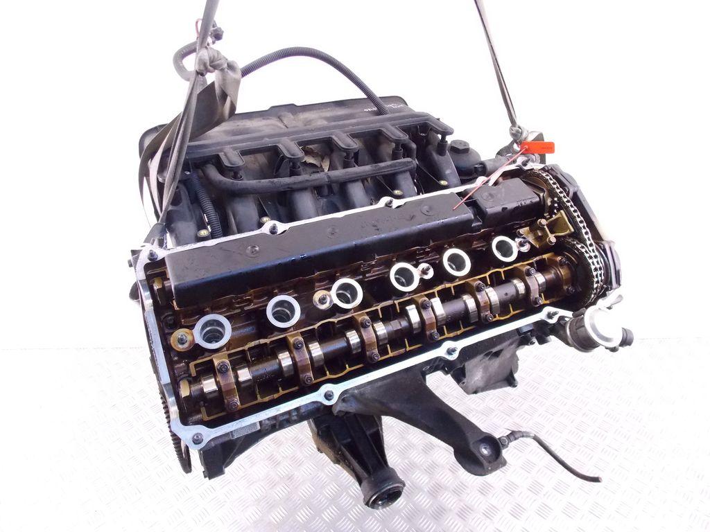 Ремонт двигателя бмв м54
