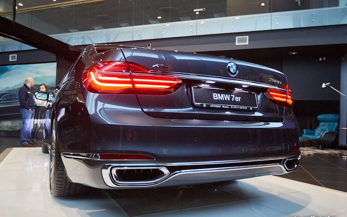 BMW 7 RB 17 result