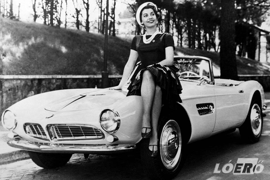 top bmw 507 roadster