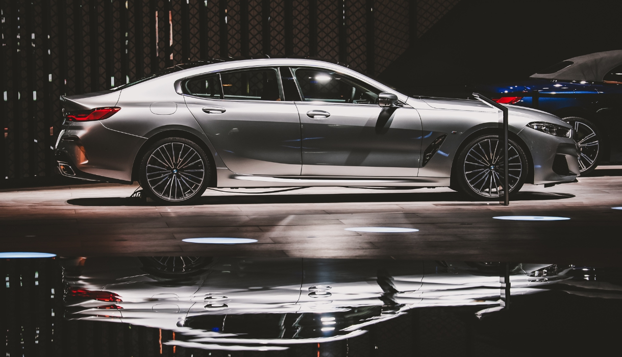 Gran Coupe Pure Metal 1