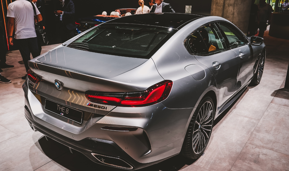 Gran Coupe Pure Metal 2