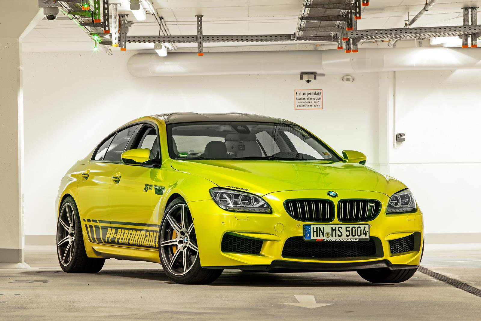 BMW M6 RS800 Gran Coupe