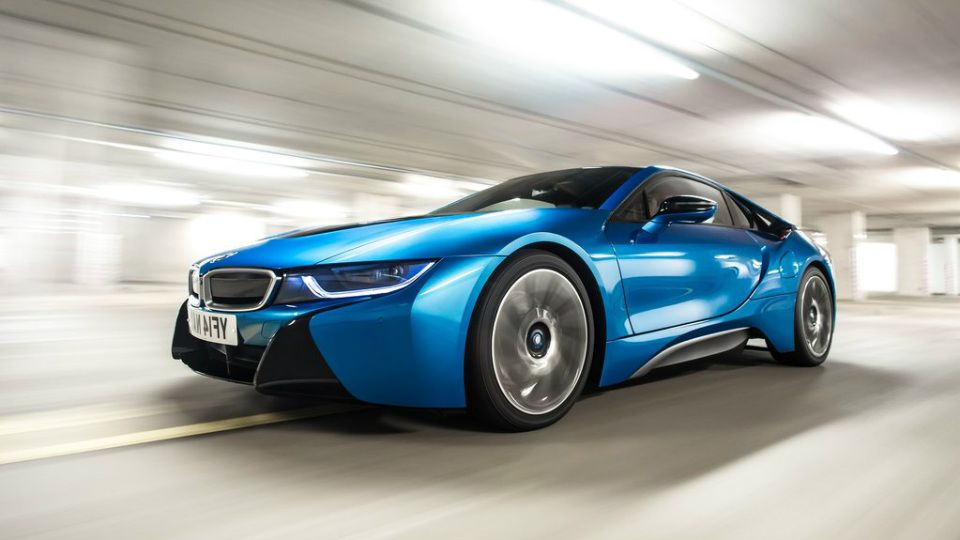 BMW i8 first position in the world 1 result