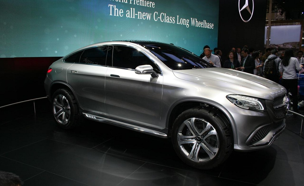 MB ML Coupe Autoretail.by