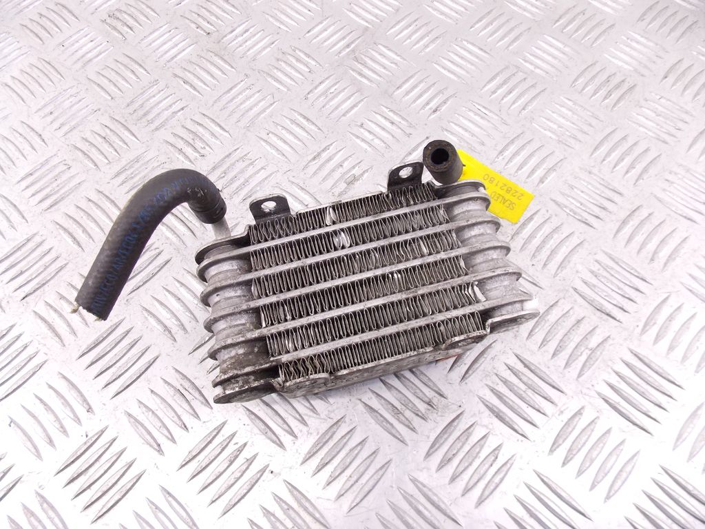 Радиатор топлива